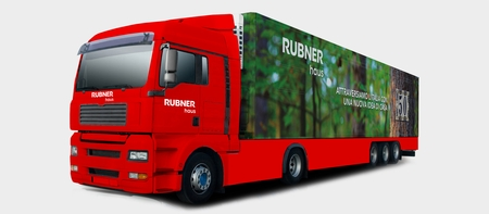 Rubner Home tour truck 450