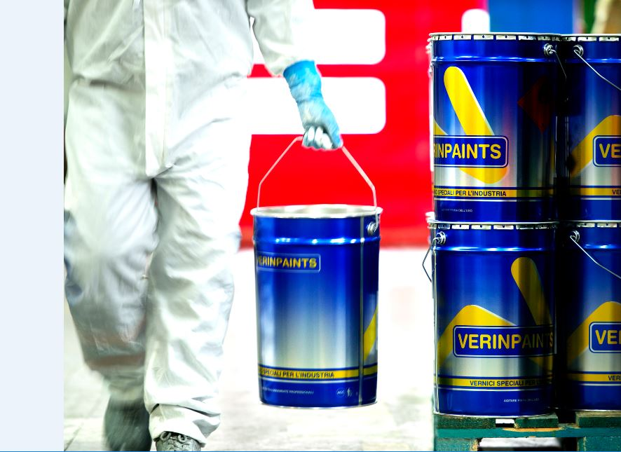 Verinlegno mercato italiano consolidato estero con 9 e for Aquabond paint