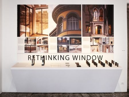Time space existence | Rethinking window