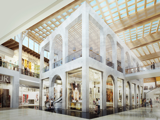 6Arese Shopping Center